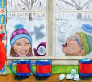 #25 -SNOW DAYb