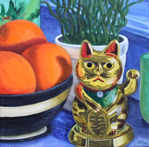 #28 -LUCKY CAT