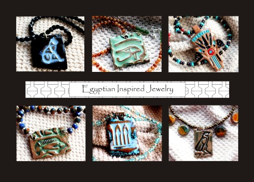 Egyptian Jewelry pieces