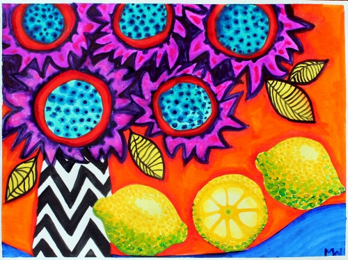 #82 - LEMON ABSTRACT (1)