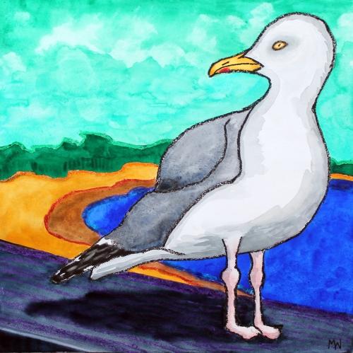 #87 - THE SEAGULL - Long Walk Off a Short Pier (1)