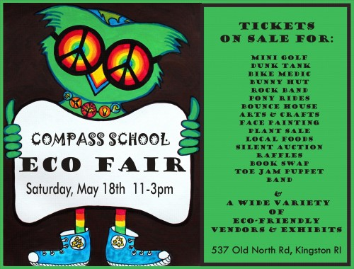 Compass ECO FAIR FLYER