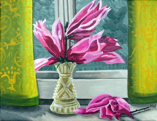 #119- Sweet Magnolias