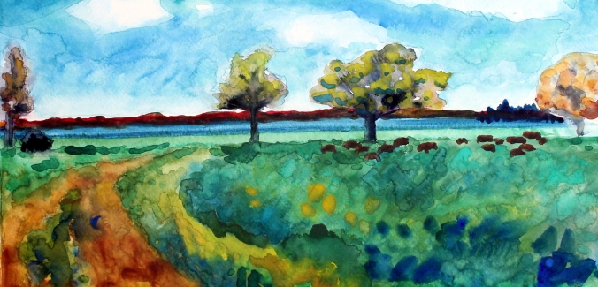 #147- WATSON FARM, Jamestown RIb