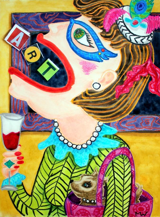 #158 - THE ART CONSUMER (1)