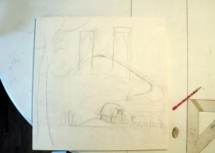 #161- VIEW OF NEWPORT BRIDGE FROM JAMESTOWN (2)