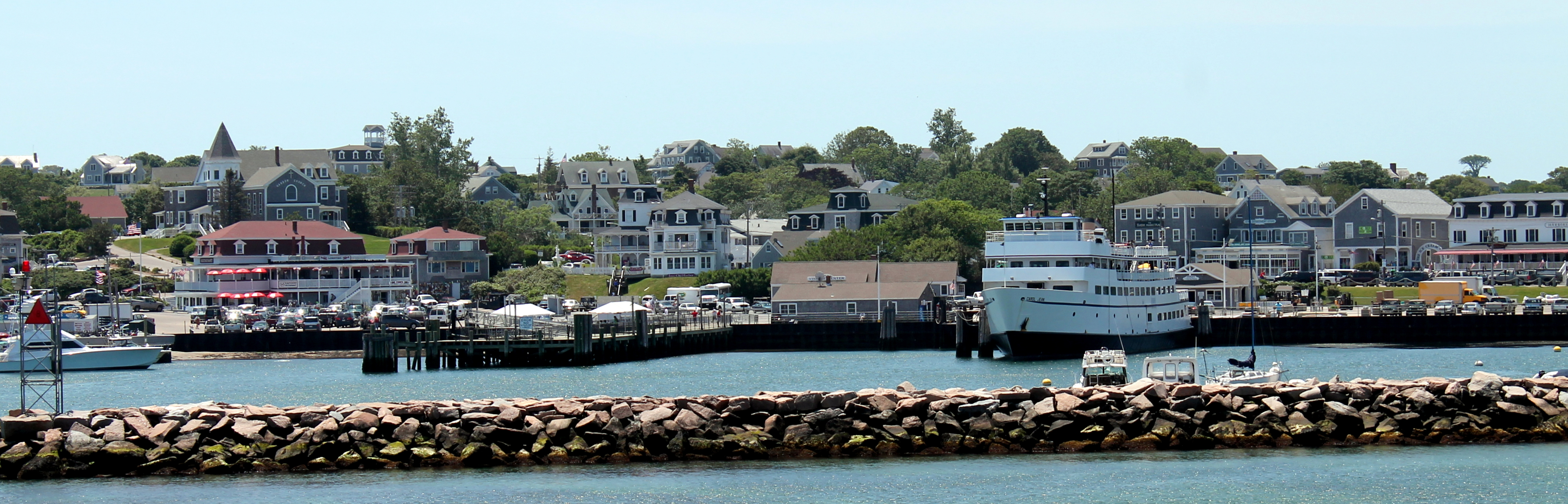 #176 – BLOCK ISLAND, OLD HARBOR VIEW  Be Creative Mary