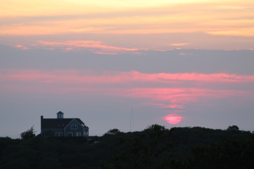 #207- The Block Island Ferry at Sunset (10)