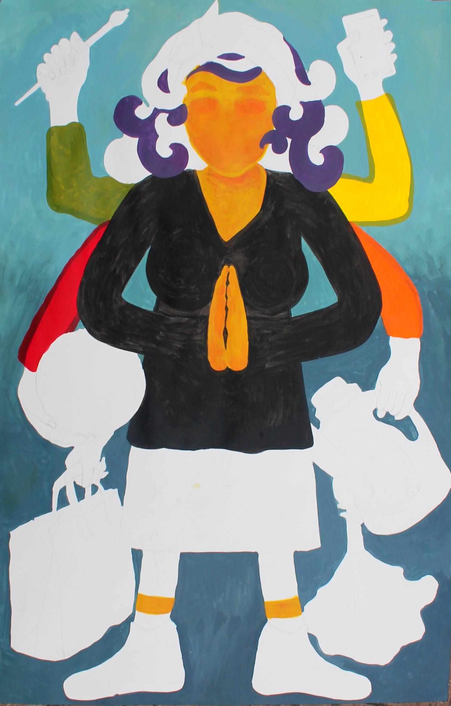 Decorative Ladies | Be Creative Mary