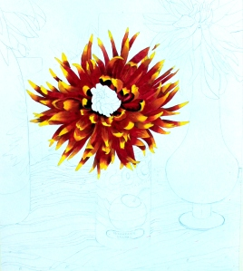 #275 - DAY OF THE DAHLIA