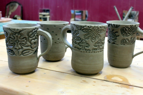 #337 - POTTERY SHOW AND TELL (5)