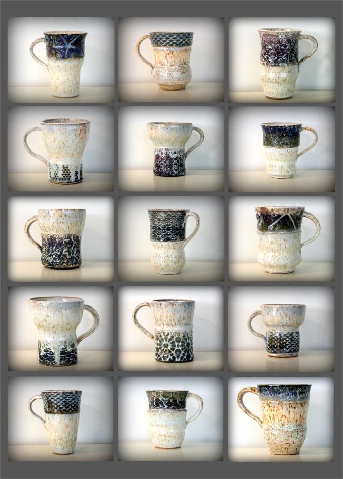 15 mugs