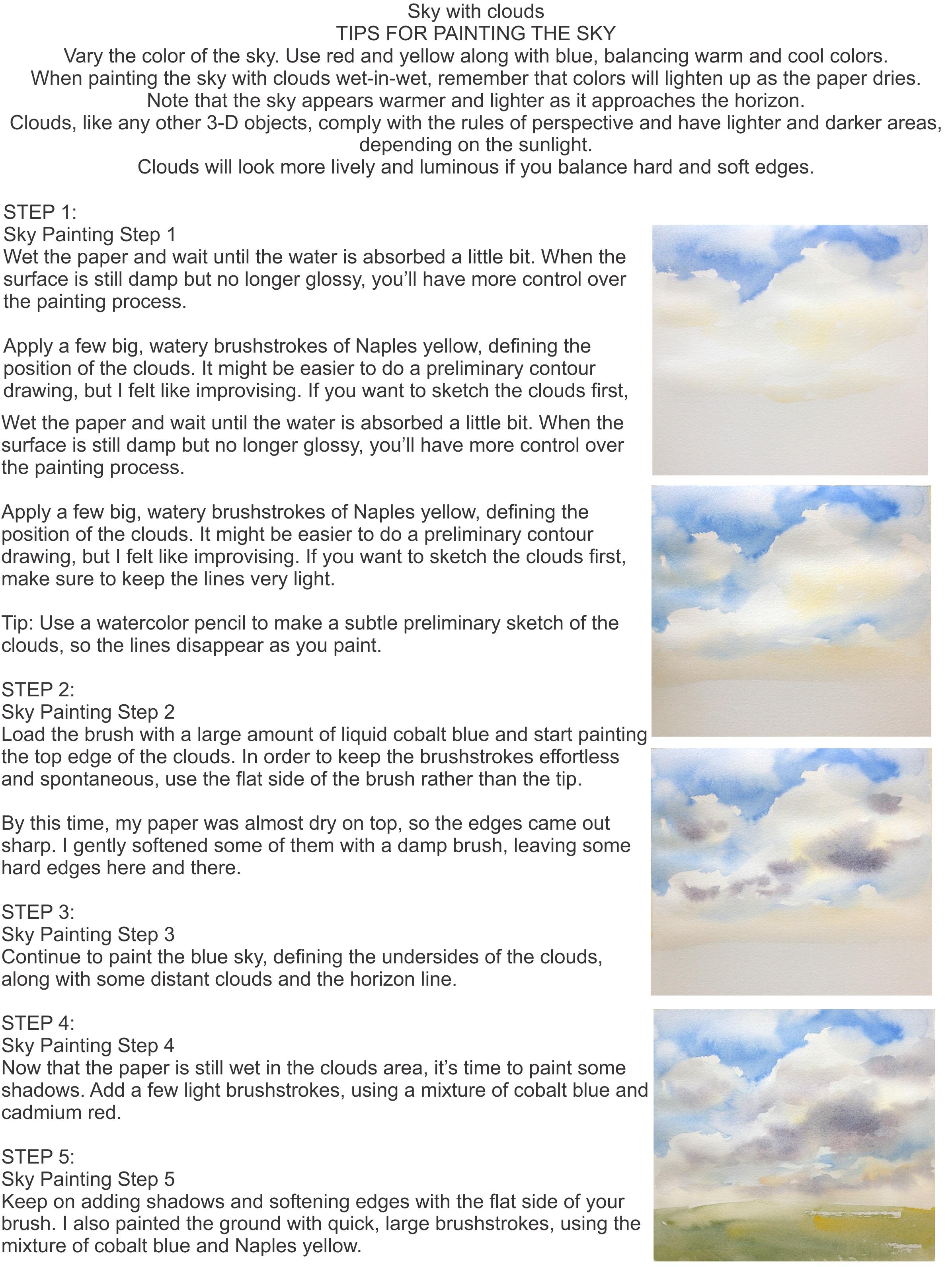 make clouds